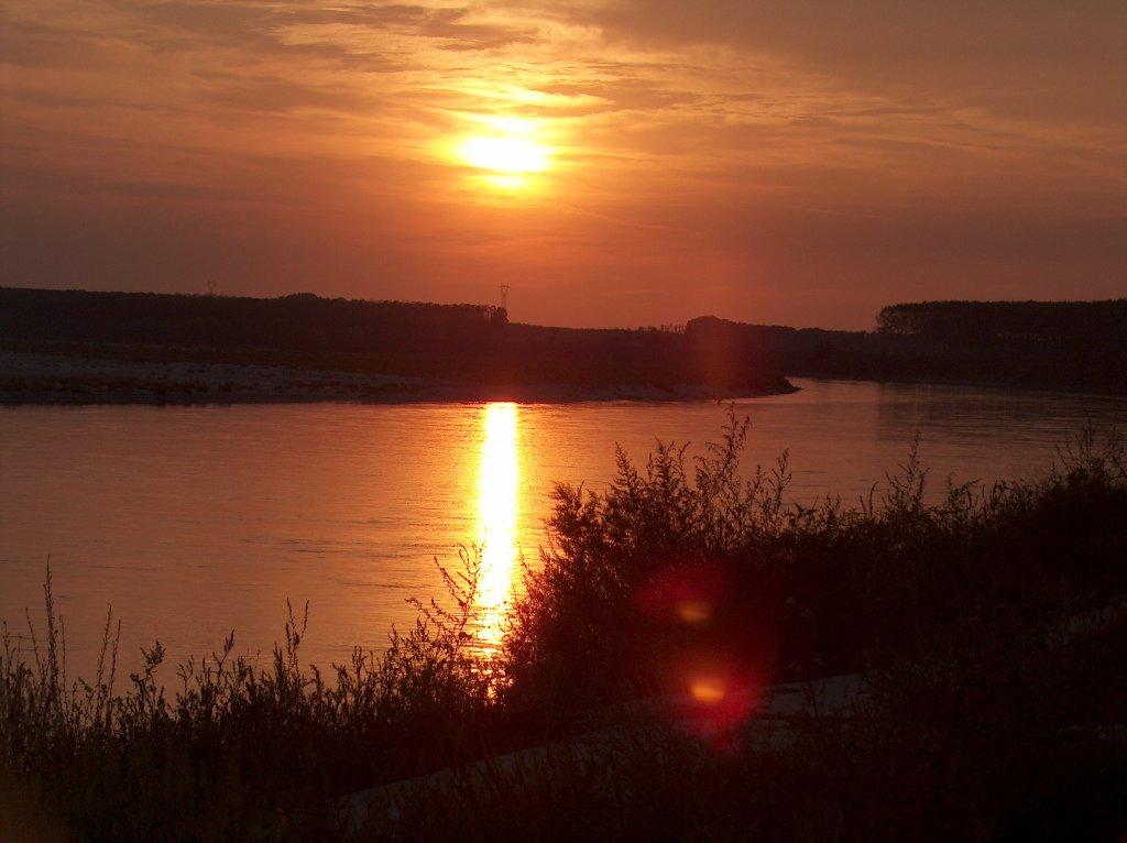 Immagini dal grande fiume for Cabine sul bordo del fiume